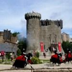 Fotos de Puy du Fou, caballeros y castillo