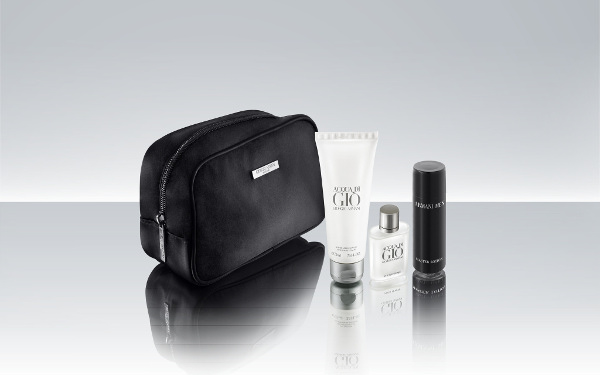 Fotos de Qatar Airways, Amenity Kit Armani