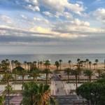 Fotos de Salou, platja de Llevant