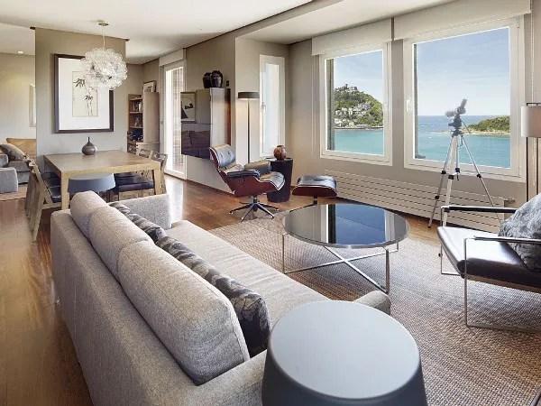 Fotos de San Sebastián, apartamentos