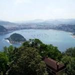 Fotos de San Sebastián, la Concha desde el Monte Igueldo
