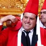 Fotos de Semana Santa de Murcia, coloraos esfuerzo