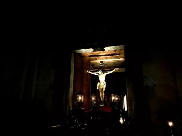 Fotos de Semana Santa de Murcia, cristo silencio