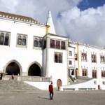 Fotos de Sintra en Portugal, Palacio Nacional