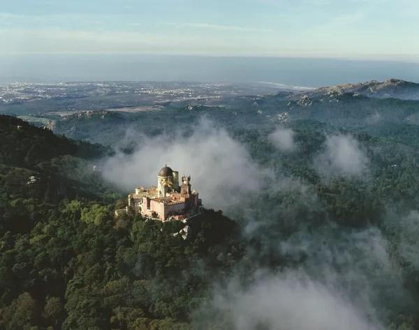 Fotos de Sintra en Portugal, Palacio da Pena