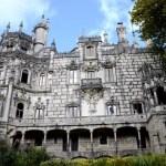 Fotos de Sintra en Portugal, Quinta da Regaleira fachada