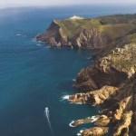 Fotos de Sintra en Portugal, acantilados Cabo da Roca