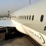 Fotos de Tailandia, avión de Qatar Airways