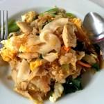 Fotos de Tailandia, comida thai