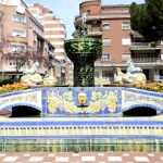 Fotos de Talavera de la Reina, fuente del Parque La Alameda