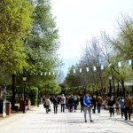 Fotos de Talavera de la Reina, jardines del Prado