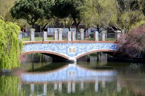 Fotos de Talavera de la Reina, puente de cerámica