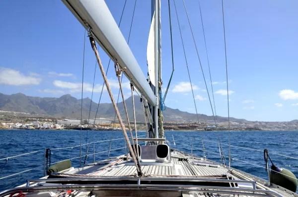 Fotos de Tenerife, velero
