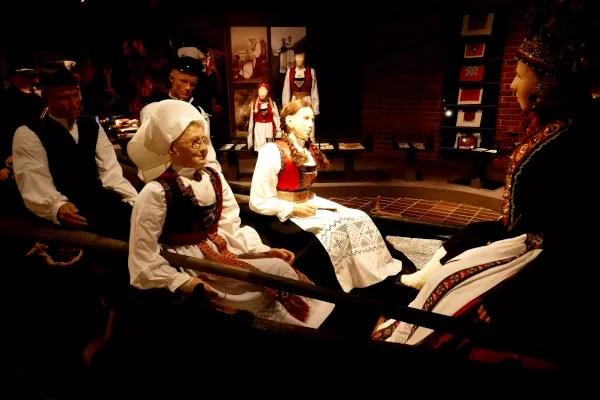 Fotos de Utne en Npruega, Hardanger Folk Museum