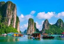 Fotos de Vietnam, Bahía de Ha Long
