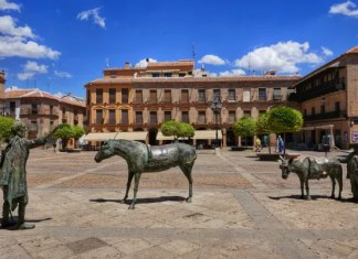 Fotos de Villanueva de los Infantes, Plaza Mayor