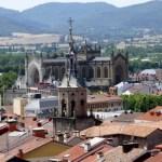 Fotos de Vitoria en Euskadi, vistas desde la Catedral