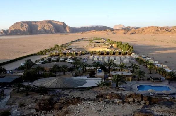 Fotos de Wadi Rum, Jordania - Beit Ali Lodge