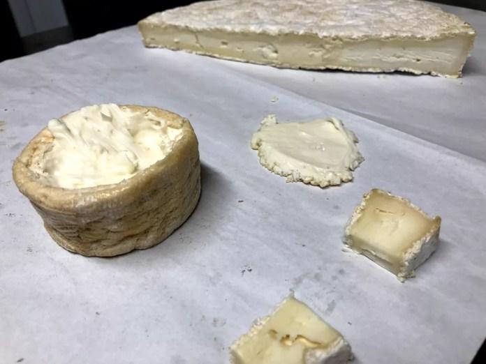 Fotos de la Costa Brava en Girona, quesos Mas Alba