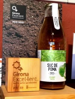 Fotos de la Costa Brava en Girona, zumo Mooma