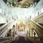 Fotos de la Residencia de Wurzburgo, escalinata
