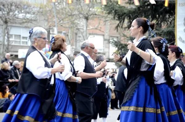 Fotos de las Mondas de Talavera, bailes