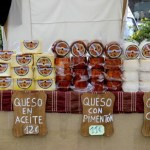Fotos de las Mondas de Talavera, quesos artesanos
