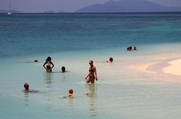 Fotos de viajes a Tailandia con niños y NaaiTravels, playas