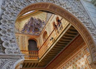 Fotos del Casino de Murcia, Patio Arabe