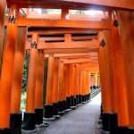 Fotos del Fushimi Inari de Kioto, los famosos torii rojos