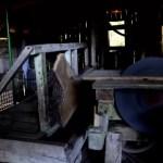 Fotos del Goierri en Euskadi, interior de la serreria de Zerain