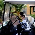 Fotos del Hotel Suite Villa María de Tenerife, Teo y Oriol en el carrito