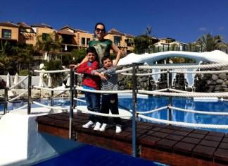 Fotos del Hotel Suite Villa María de Tenerife, Vero, Teo y Oriol