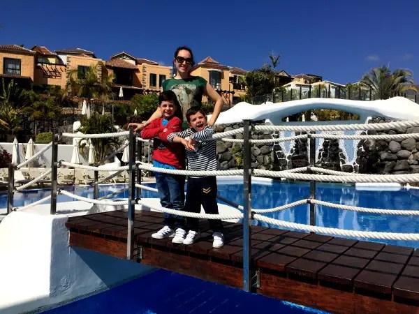 Tenerife Hotel Villa Mendi Golf