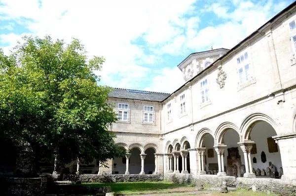 Fotos del Lugo, Claustro Convento de San Francisco