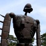 Fotos del Museo Ghibli de Mitaka, robot