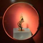 Fotos del Museo de Miniaturas de Besalu, Chaplin