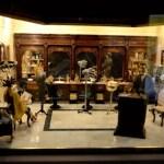 Fotos del Museo de Miniaturas de Besalu, peluqueria