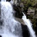Fotos del Valle del Jerte en Caceres. Cascadas de la Ruta de las Nogaledas