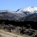 Fotos del Valle del Jerte en Caceres. Cumbres nevadas Garganta de los Infiernos