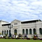 Fotos del Wat Phra Kaew y el Gran Palacio de Bangkok, esplanada
