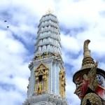 Fotos del Wat Phra Kaew y el Gran Palacio de Bangkok, guardian