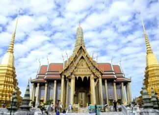 Fotos del Wat Phra Kaew y el Gran Palacio de Bangkok