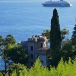 Fotos del barco Zenith de Pullmantur desde Portofino