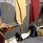 Fotos Fiestas del Medievo de Villena, arquero