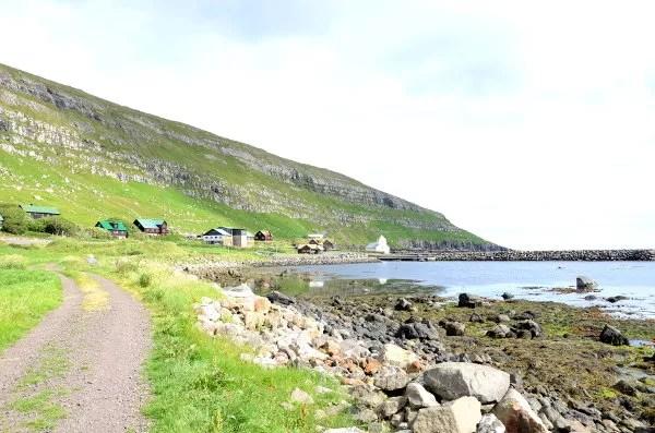 Fotos Islas Feroe, Kirkjubøur