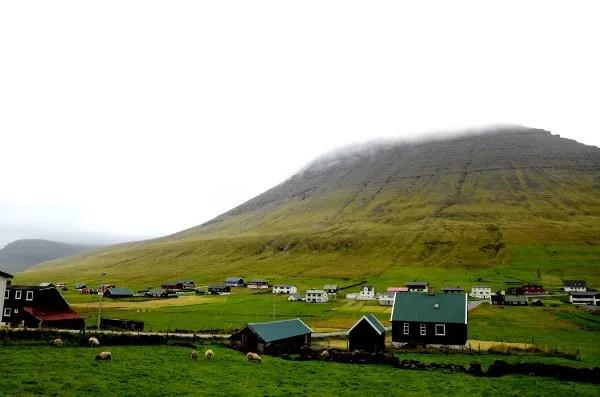 Fotos Islas Feroe, Viðareiði