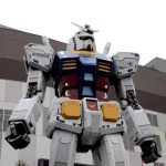 Fotos de Japon con niños, Gundam