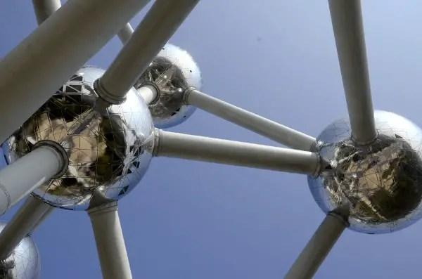Fotos de Bruselas, Atomium