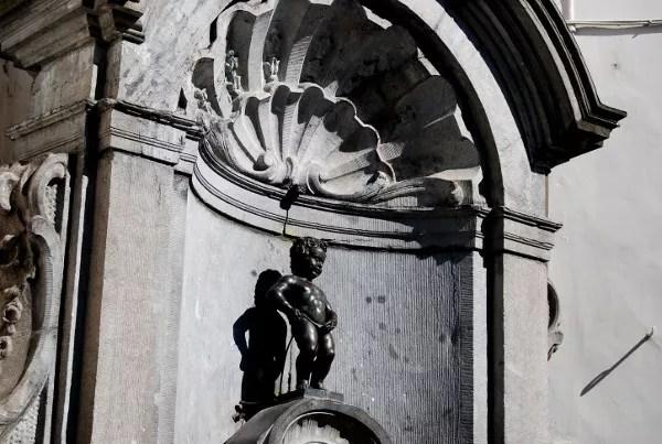 Fotos de Bruselas, Manneken Pis